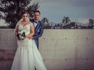 La boda de Lycsi y Manuel