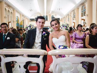 La boda de Karla y Arturo