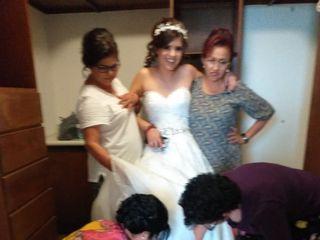 La boda de Alejandra Benavidez y Jesus Ortiz 1