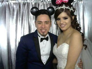 La boda de Alejandra Benavidez y Jesus Ortiz