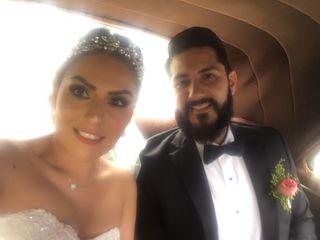 La boda de Edith  y Guillermo 1