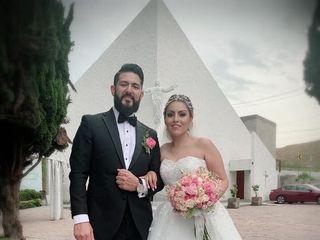 La boda de Edith  y Guillermo 3