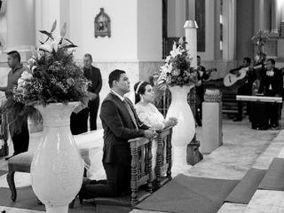 La boda de Citlalin Isabel  y José Armando