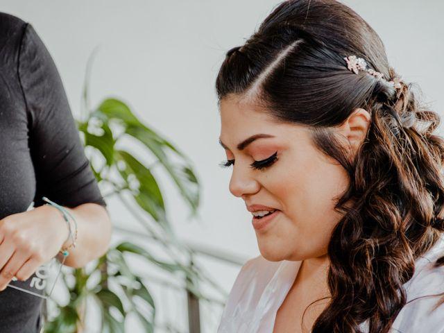 La boda de Joaquin y Daniela en Zitácuaro, Michoacán 6