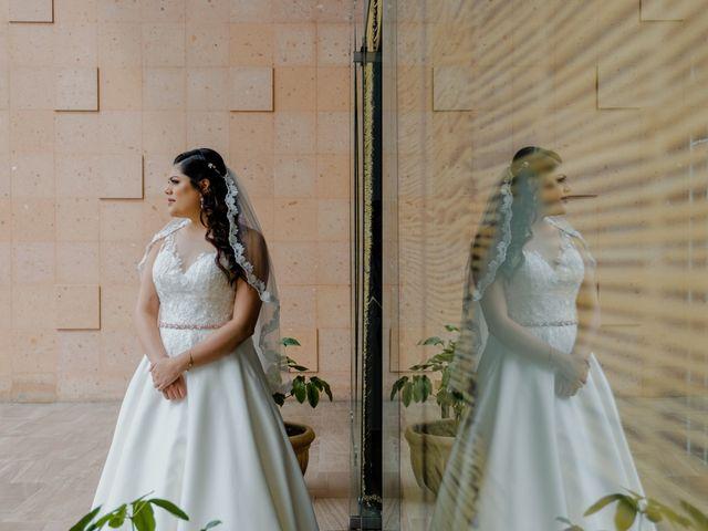 La boda de Joaquin y Daniela en Zitácuaro, Michoacán 22