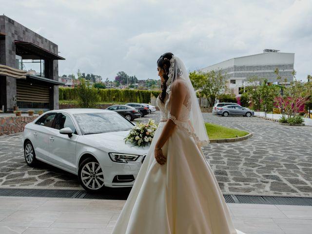 La boda de Joaquin y Daniela en Zitácuaro, Michoacán 24