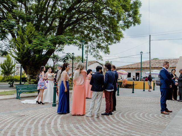 La boda de Joaquin y Daniela en Zitácuaro, Michoacán 29