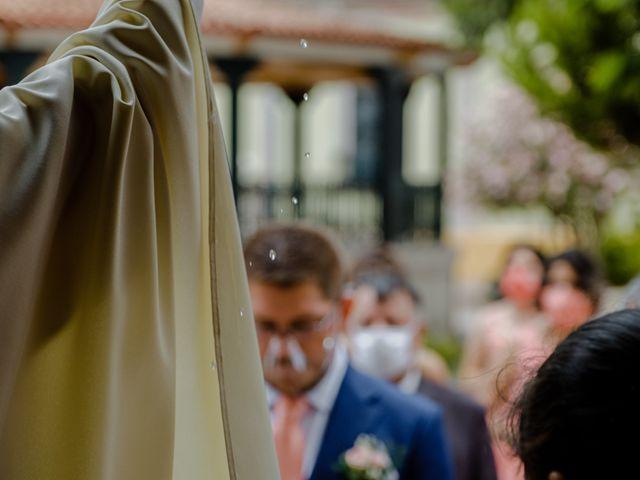 La boda de Joaquin y Daniela en Zitácuaro, Michoacán 32