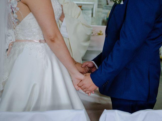 La boda de Joaquin y Daniela en Zitácuaro, Michoacán 34