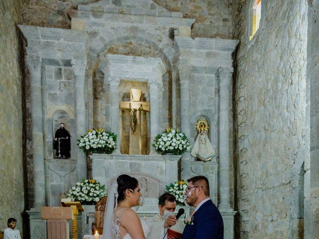 La boda de Joaquin y Daniela en Zitácuaro, Michoacán 35