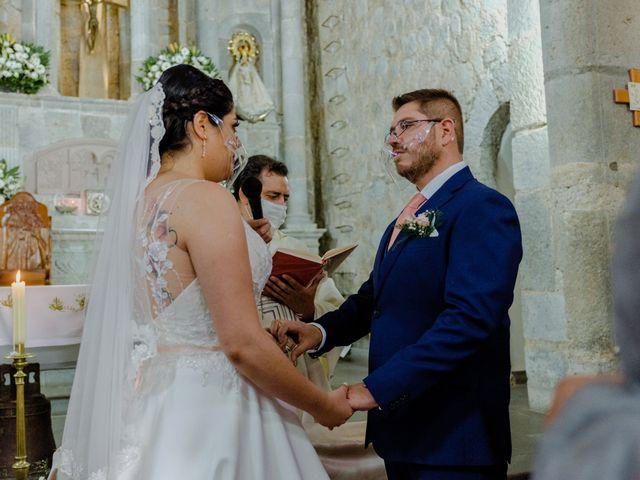 La boda de Joaquin y Daniela en Zitácuaro, Michoacán 37