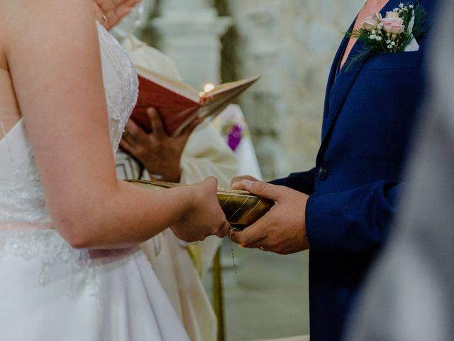 La boda de Joaquin y Daniela en Zitácuaro, Michoacán 38