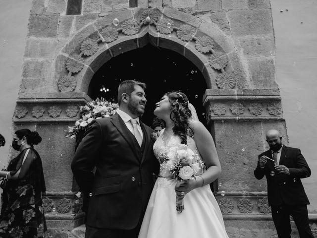 La boda de Joaquin y Daniela en Zitácuaro, Michoacán 43