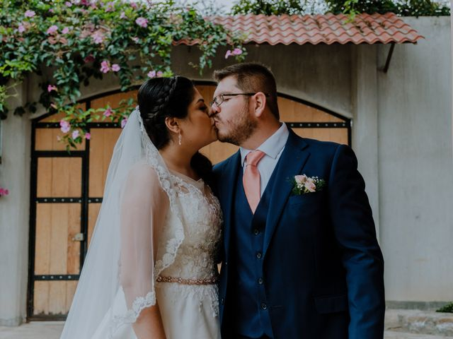 La boda de Joaquin y Daniela en Zitácuaro, Michoacán 51