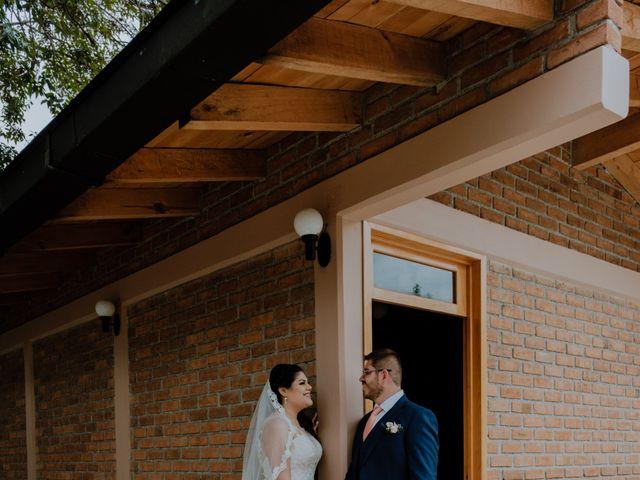 La boda de Joaquin y Daniela en Zitácuaro, Michoacán 52