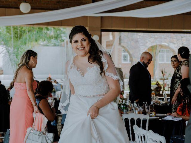 La boda de Joaquin y Daniela en Zitácuaro, Michoacán 55