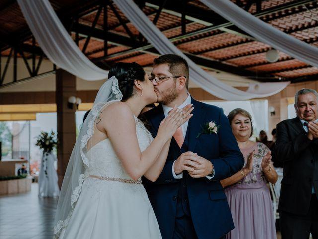 La boda de Joaquin y Daniela en Zitácuaro, Michoacán 58