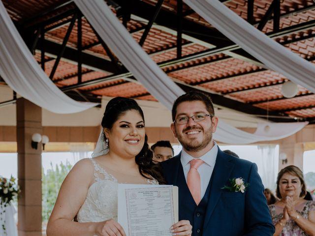 La boda de Joaquin y Daniela en Zitácuaro, Michoacán 63