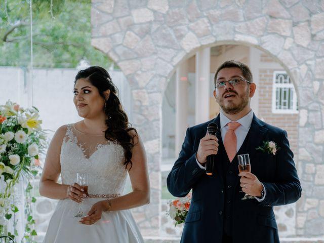 La boda de Joaquin y Daniela en Zitácuaro, Michoacán 66