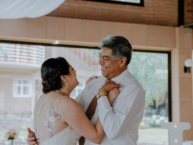 La boda de Joaquin y Daniela en Zitácuaro, Michoacán 72