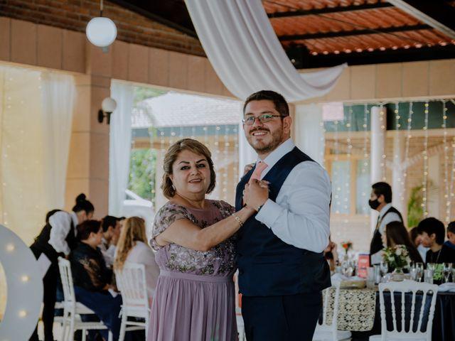 La boda de Joaquin y Daniela en Zitácuaro, Michoacán 73