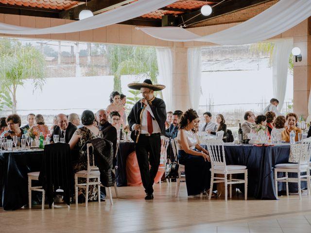 La boda de Joaquin y Daniela en Zitácuaro, Michoacán 80