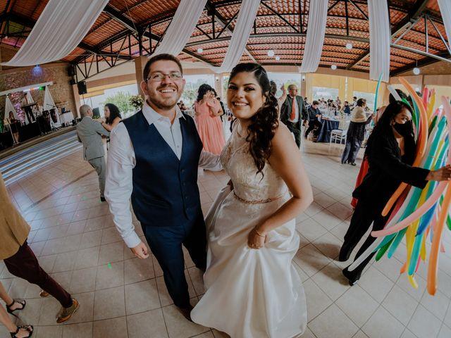La boda de Joaquin y Daniela en Zitácuaro, Michoacán 81