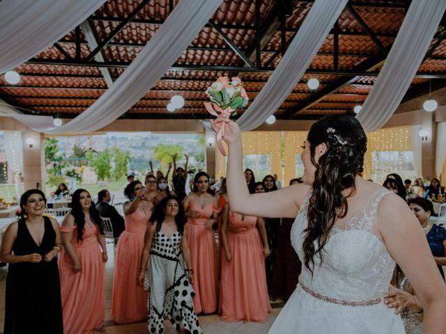 La boda de Joaquin y Daniela en Zitácuaro, Michoacán 82