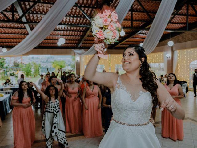 La boda de Joaquin y Daniela en Zitácuaro, Michoacán 83