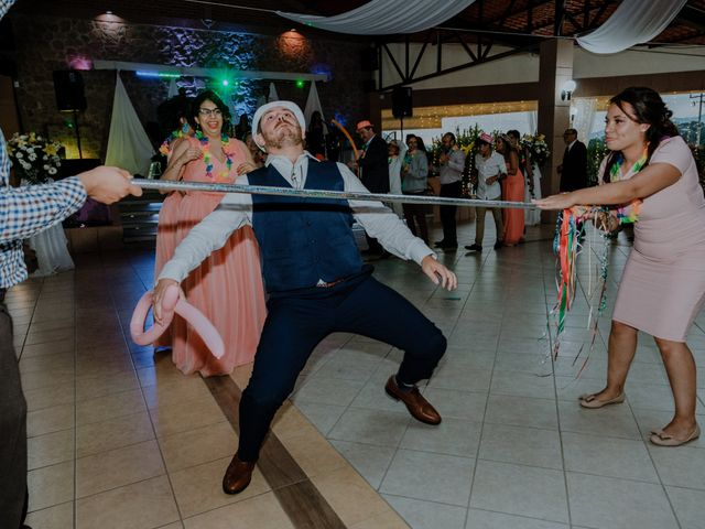 La boda de Joaquin y Daniela en Zitácuaro, Michoacán 86