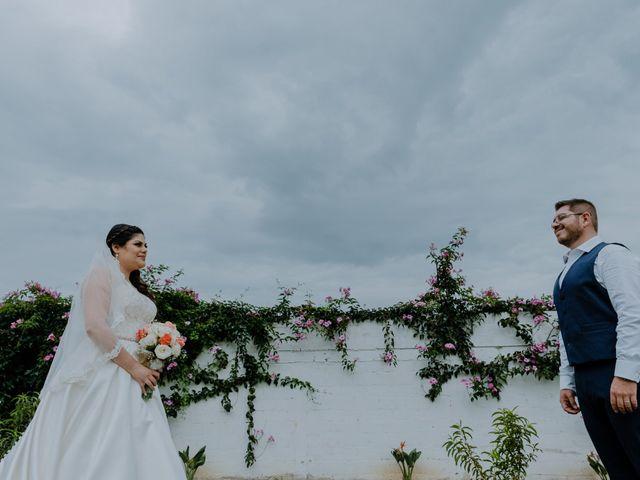 La boda de Joaquin y Daniela en Zitácuaro, Michoacán 98