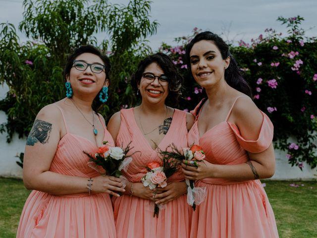La boda de Joaquin y Daniela en Zitácuaro, Michoacán 102