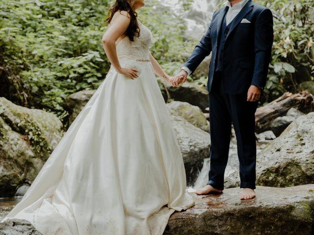 La boda de Joaquin y Daniela en Zitácuaro, Michoacán 106