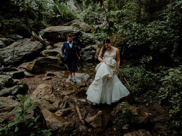 La boda de Joaquin y Daniela en Zitácuaro, Michoacán 107