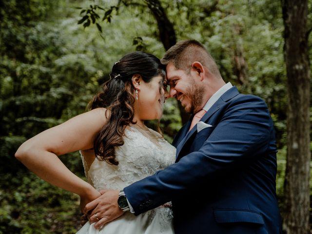 La boda de Joaquin y Daniela en Zitácuaro, Michoacán 109