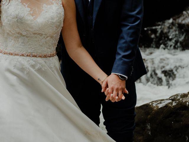 La boda de Joaquin y Daniela en Zitácuaro, Michoacán 115