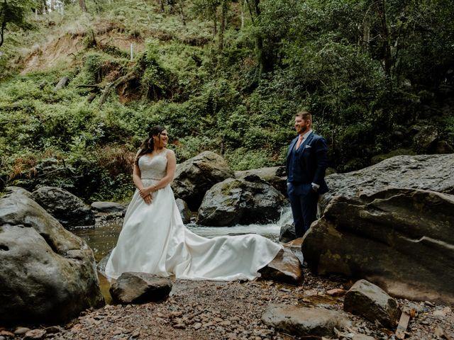 La boda de Joaquin y Daniela en Zitácuaro, Michoacán 116