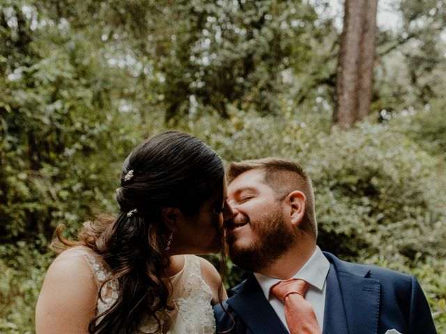 La boda de Joaquin y Daniela en Zitácuaro, Michoacán 117