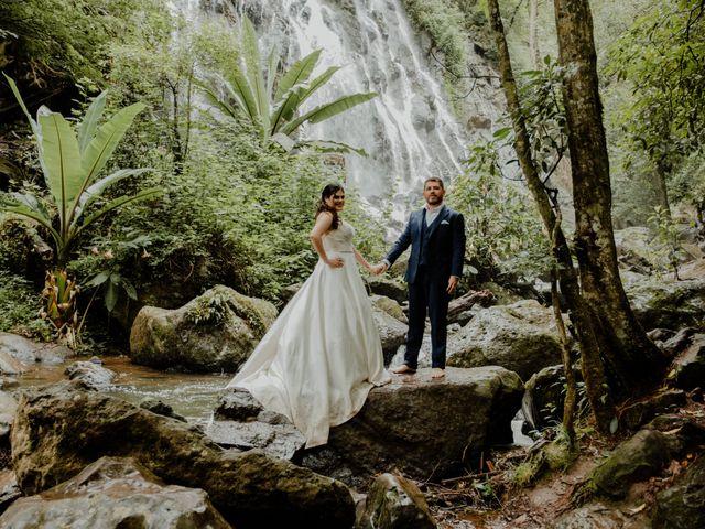 La boda de Joaquin y Daniela en Zitácuaro, Michoacán 123
