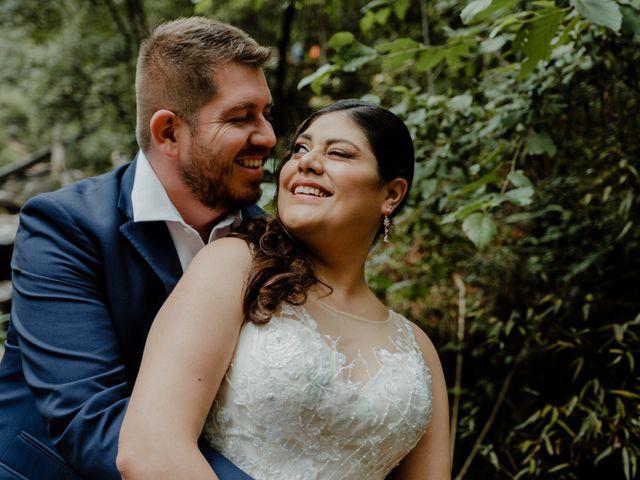 La boda de Joaquin y Daniela en Zitácuaro, Michoacán 125