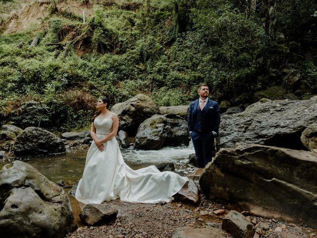 La boda de Joaquin y Daniela en Zitácuaro, Michoacán 128