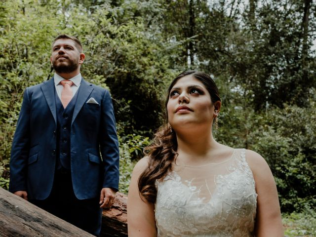 La boda de Joaquin y Daniela en Zitácuaro, Michoacán 129