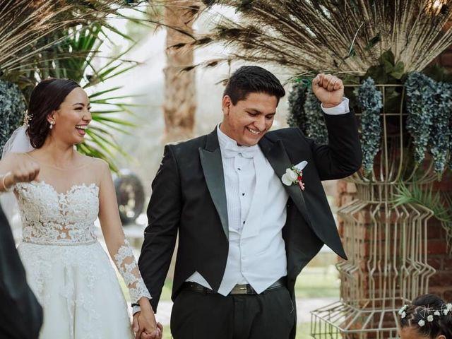 La boda de Isaí  y Valeria en Torreón, Coahuila 15