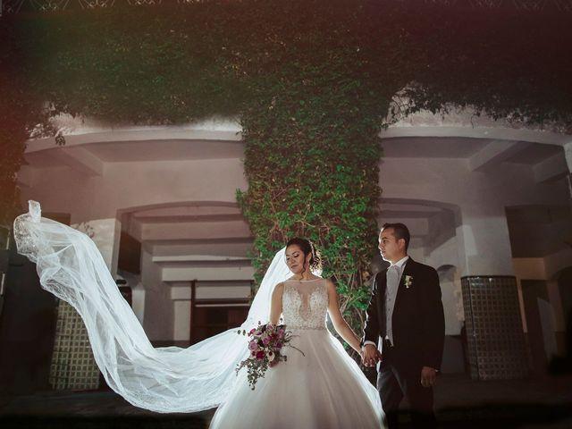 La boda de Selin y Edén