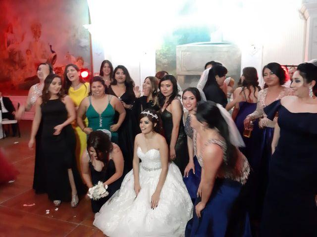 La boda de Jesus Ortiz y Alejandra Benavidez en Monterrey, Nuevo León 9