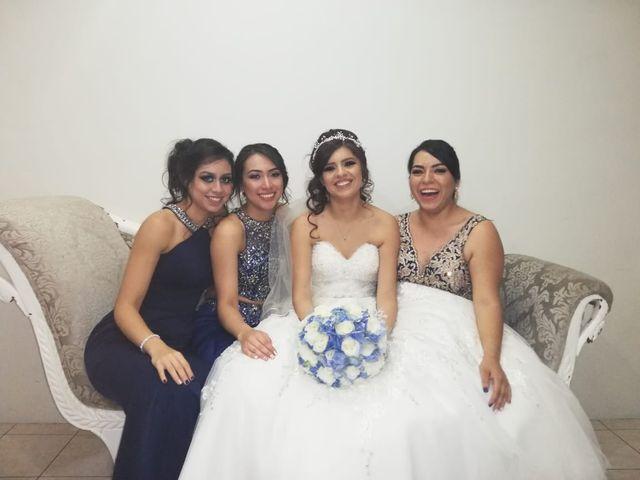 La boda de Jesus Ortiz y Alejandra Benavidez en Monterrey, Nuevo León 11