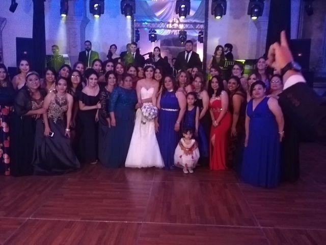 La boda de Jesus Ortiz y Alejandra Benavidez en Monterrey, Nuevo León 12