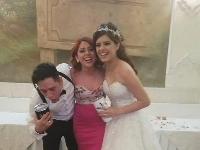 La boda de Jesus Ortiz y Alejandra Benavidez en Monterrey, Nuevo León 13