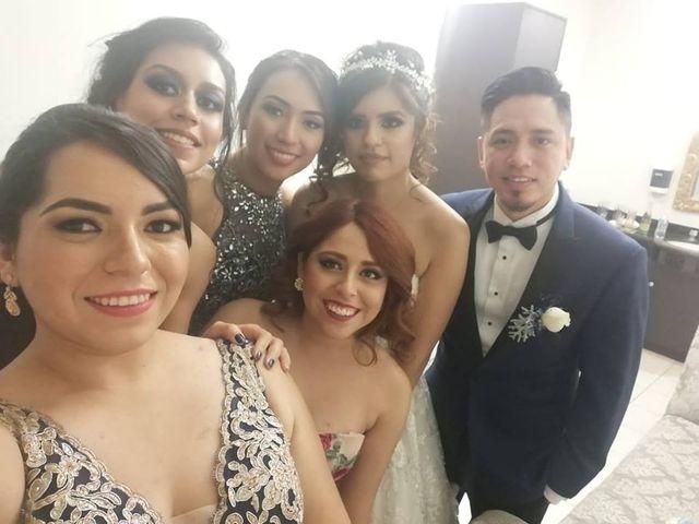 La boda de Jesus Ortiz y Alejandra Benavidez en Monterrey, Nuevo León 15