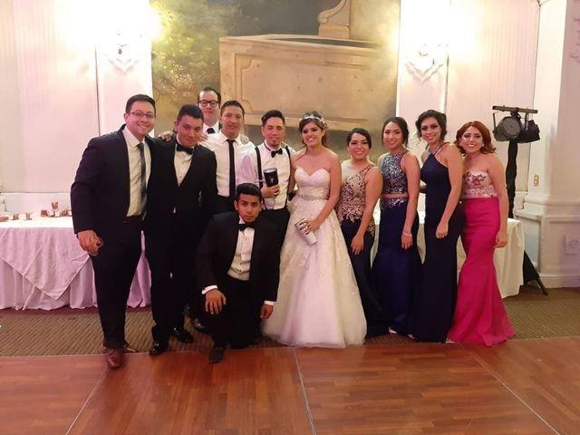 La boda de Jesus Ortiz y Alejandra Benavidez en Monterrey, Nuevo León 23